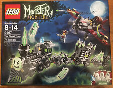 LEGO - Monster Fighter (The Ghost Train) Set # 9467 741 Pcs.