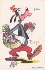 * WALT DISNEY - Chocolats Tobler - Dingo / Goofy