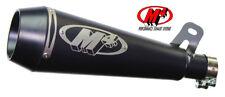 M4 GP Mount Slip-On Exhaust For Suzuki GSXR1000 2005-2006 Black SU9922-GP