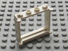 Fenetre blanche LEGO white window ref 3853 / Set 6390 4554 2150 6929 7834 544...