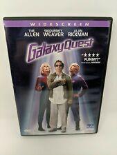 Galaxy Quest Dvd Tim Allen, Sigourney Weaver, Alan Rickman, Sam Rockwell
