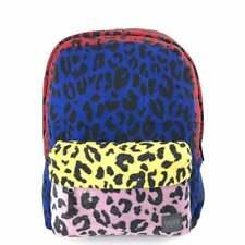 VANS Deana III Backpack Leopard patchwork VN00021MZUH1 VANS Schoolbag