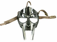 Medieval Maximus Gladiator Helmet Greek Roman Knight Costume Armor Mask Gifted