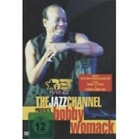 "BOBBY WOMACK ""THE JAZZ CHANNEL PRESENTS"" DVD NEU"