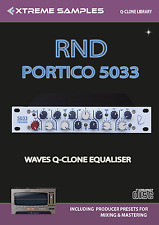 Xtreme Samples RND Portico 5033 Waves Q-Clone Library