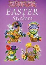Dover Little Activity Books Stickers: Glitter Easter Stickers by Nina...