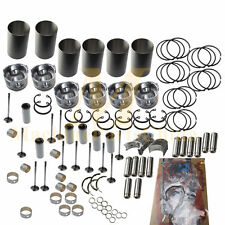 6BT Overhaul Rebuild Kit For Cummins 5.9L 12V Engne DODGE RAM PICKUP with gasket