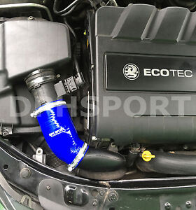 VAUXHALL ASTRA H MK5 888 1.9 CDTi AIR FEED INTAKE INDUCTION MAF SILICONE HOSE