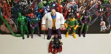 Marvel legends Spiderman Villain lot of 6  Kingpin Dr. Oct.