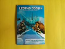 Ice Age 4 Continental drift, Album 3D Cards, FULL, Serbian edition, Delhaize