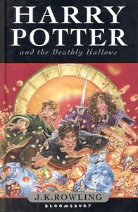 Harry Potter and the deathly Hallows. Joanne Rowling Bloomsbury 2007