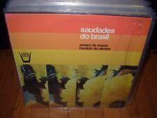 AMARO DE SOUZA / HARALDO DE OLIVEIRA  saudades do brasil ( world music ) brazil