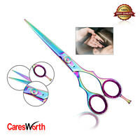 Hairdressing Barber Scissor Razor Sharp Japanese Steel Salon Hair Cutting Shears