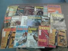 Lot of 6 Vintage Hunting Magazines