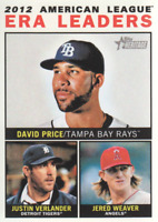 2013 Topps Heritage Baseball Base Singles #2-234 (Pick Your Cards)