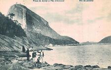Rio de Janeiro,Brazil,So.America,Praia do Annel e Pao d'Assucar,c.1909