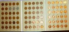 Complete No 2 Lincoln Wheat  Collection 1941 to 1974 #LCH41 Harris folder