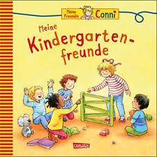 Meine Kindergartenfreunde Freundebuch Meine Freundin Conni  (Neuausgabe)