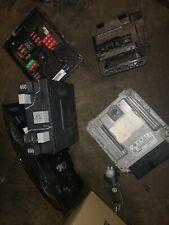 VW GOLF 2.0 TDI passat 2009 ENGINE CONTROL UNIT ECU 03L906022KF Bosch SET kit