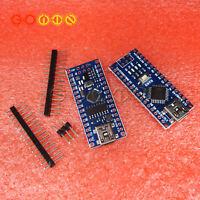 USB Nano V3.0 ATmega328 16M 5V Micro-controller Drive Module Board