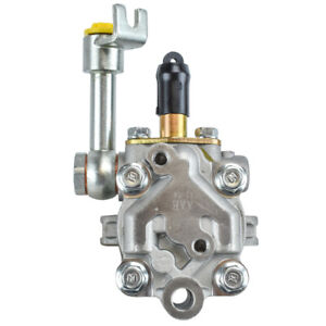 Power Steering Pump-New Atlantic 5577N