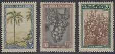 ARGENTINA 1935-51 Sc 448-450 TOP VALUES MNH & HINGED MINT SCV$43.00