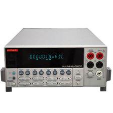 Keithley 2015 6 12 Digit Total Harmonic Distortion Multimeter