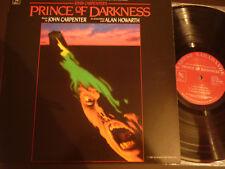 LP - PRINCE OF DARKNESS - JOHN CARPENTER ALAN HOWARTH US