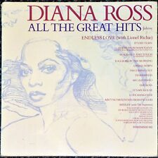 33t Diana Ross - All the Great Hits (2 LP)