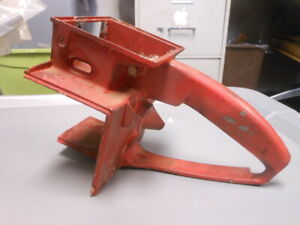 Vintage Homelite Red Rear Trigger Housing Handle XL902 Chainsaw 63006 63006-A