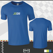 Johann Zarco T-Shirt JZ05 Blue | White Moto GP 05 Super Bike *FREE DELIVERY