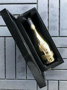 ACE OF SPADE (ARMAND DE BRIGNAC) 750 ML CHAMPAGNE EMPTY GOLD  BOTTLE