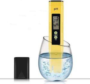 PH Messgerät Digital PH Wert Messgerät ATC Wasserqualität Tester für Trinkwasser