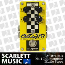 DigiTech Cabdryvr Dual Cabinet Simulator Guitar Effects Pedal CAB Dry VR