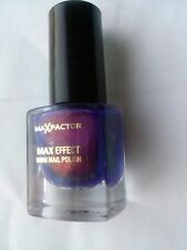 Max Factor 45 Max Effect dupe for Clarins 230 nail polish Fantasy Fire