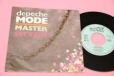 "DEPECHE MODE 7"" MASTER AND SERVANT ORIG 1984"