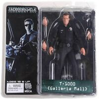 NECA The Terminator 2 T-1000 Galleria Mall PVC Action Figure Model Toy