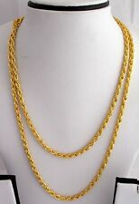 """Indian Ethnic Bollywood Gold Plated 36"""" Long Fashion Jewelry Necklaces/Chain"""