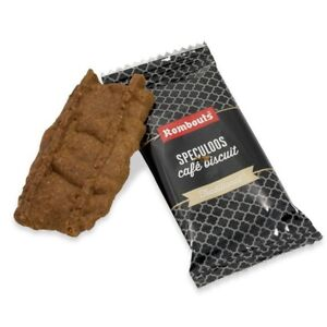Rombouts Speculoos Coffee Biscuits with cinnamon 2x300 biscuits -TRACKED SERVICE