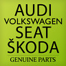 Genuine VW AUDI 50 Dasher Grommet 8 5X12 x10 pcs N0200921