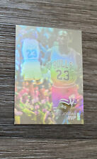 1991 Upper Deck Michael Jordan #AW4 Hologram Card HOF Award Winner MVP Bulls NBA