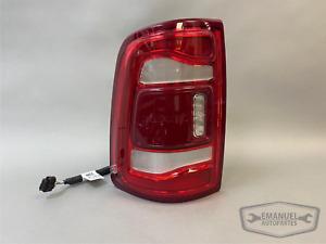 Dodge RAM 2500 3500 2019 2020 LH Left Full LED Tail Light OEM NEW