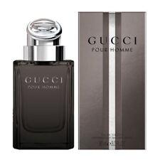 Gucci Pour Homme Eau de Toilette 90ml EDT Spray Retail Boxed Sealed