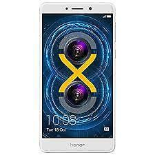 HONOR 6X l SILVER l 4G l 32GB ROM l 3GB RAM l VOLTE l Refurbished Mobile