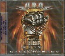U.D.O. STEELHAMMER SEALED CD NEW 2013  UDO