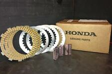 NEW OEM GENUINE 91-01 HONDA CR 500 CR500 CR500R CLUTCH KIT W SPRINGS