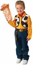 CHILD WOODY FANCY DRESS BOYS DELUXE COSTUME HALLOWEEN MEDIUM 5-6 REDUCED