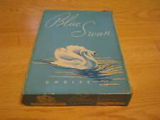 Vintage  Blue Swan Undies Advertising Box good decor