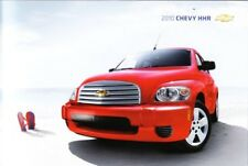 2010 10  Chevrolet HHR original sales  brochure MINT