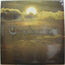 CENTAURUS s/t 1978 US ORG Private Metal LP Sealed AZRA Records Clear Vinyl